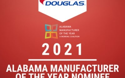 Douglas Manufacturing Nominated for Alabama Manufacturer of the Year